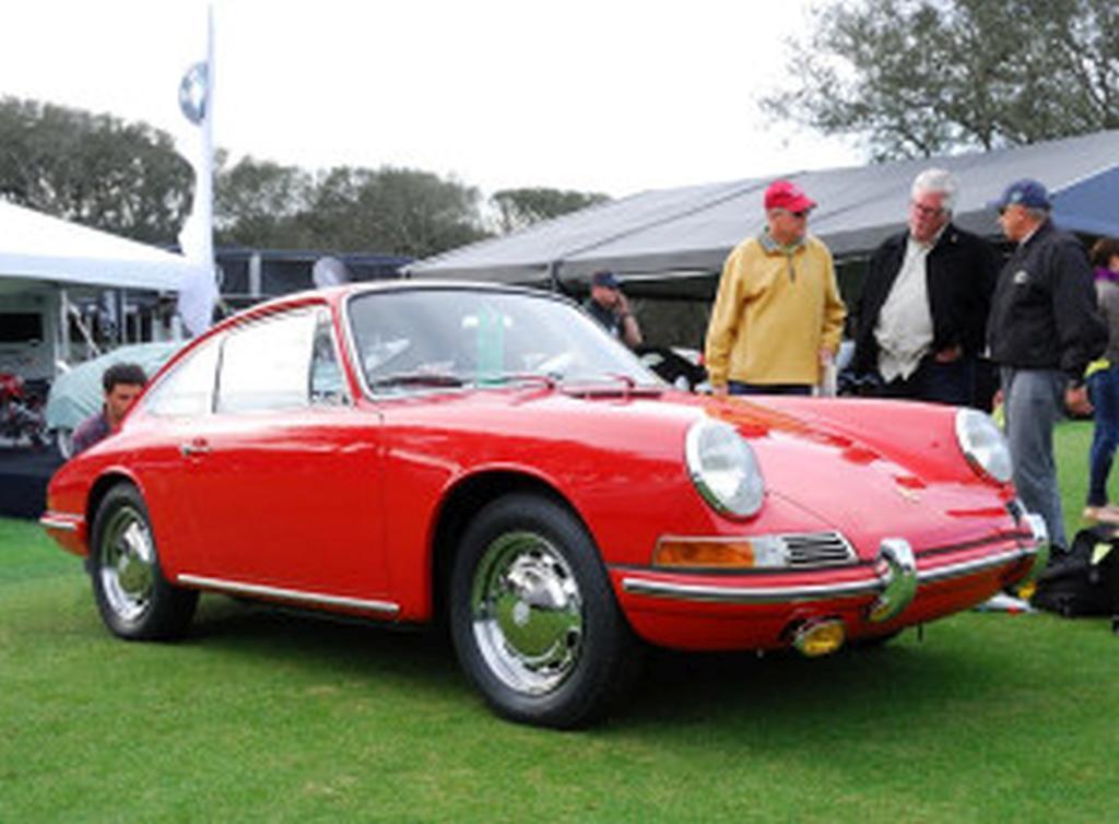 1964_Porsche_901_at_Amelia_Island_2