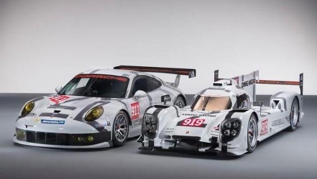 911 RSR en 919