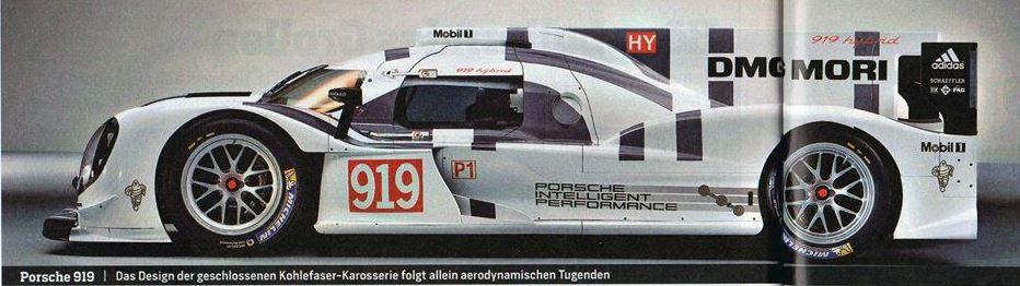 919 Hybrid