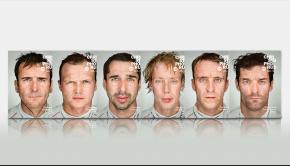 Porsche coureurs portretten