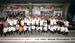 Porsche world champs