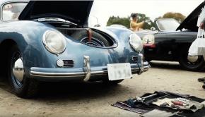 Porsche 356 Japan