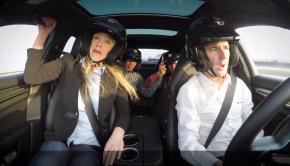 Porsche Panamera Turbo Uber