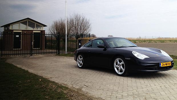 Porsche 911 996 rijtest