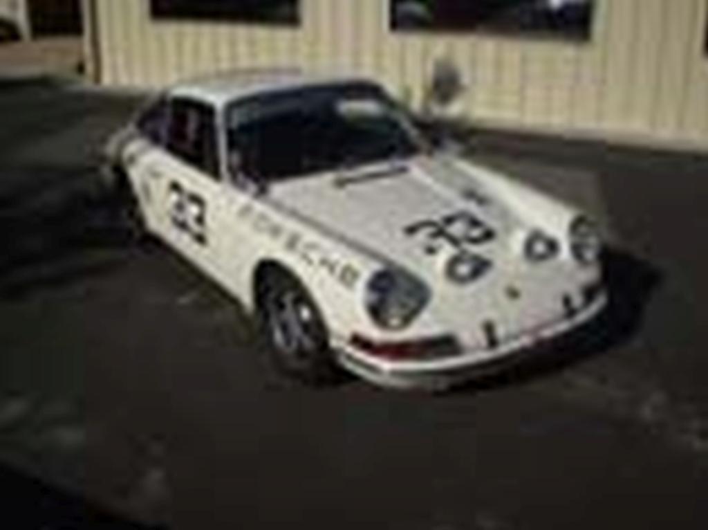 1964 Porsche 911 Registry - Vierenzestig