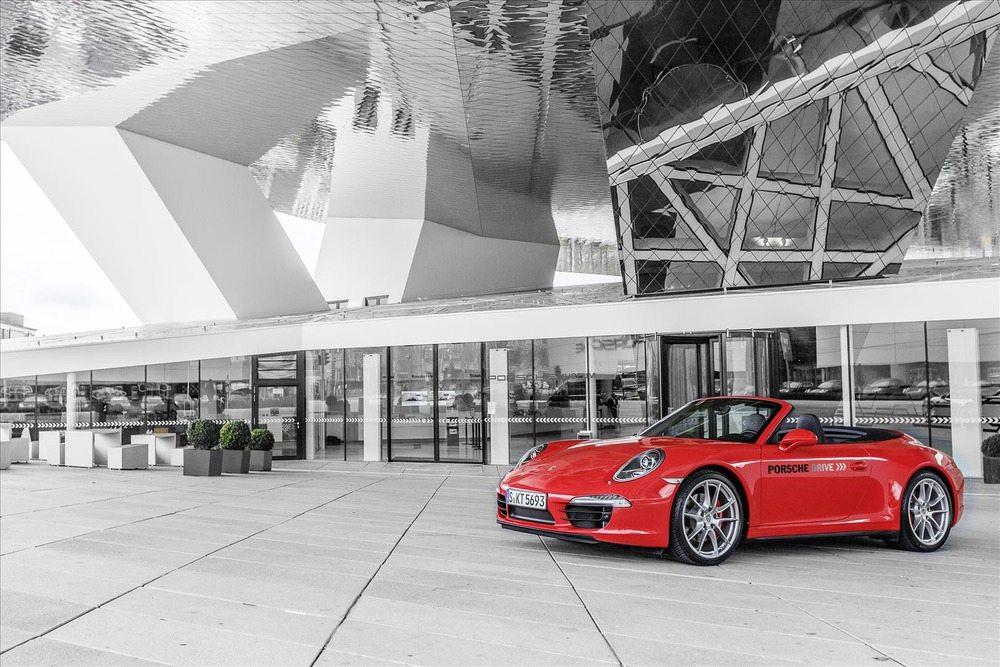 Porsche Drive-7