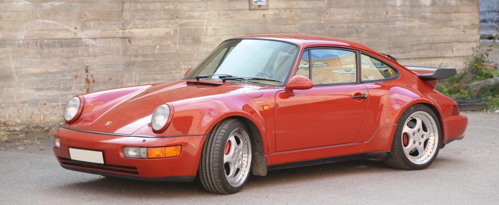 Veilingnieuws Porsches