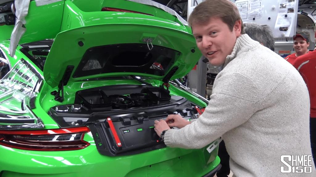 Shmee150 Porsche GT3