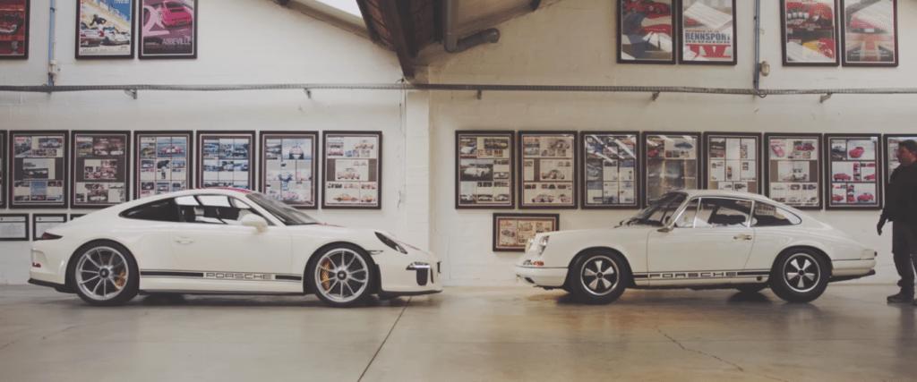 911R oud en nieuw