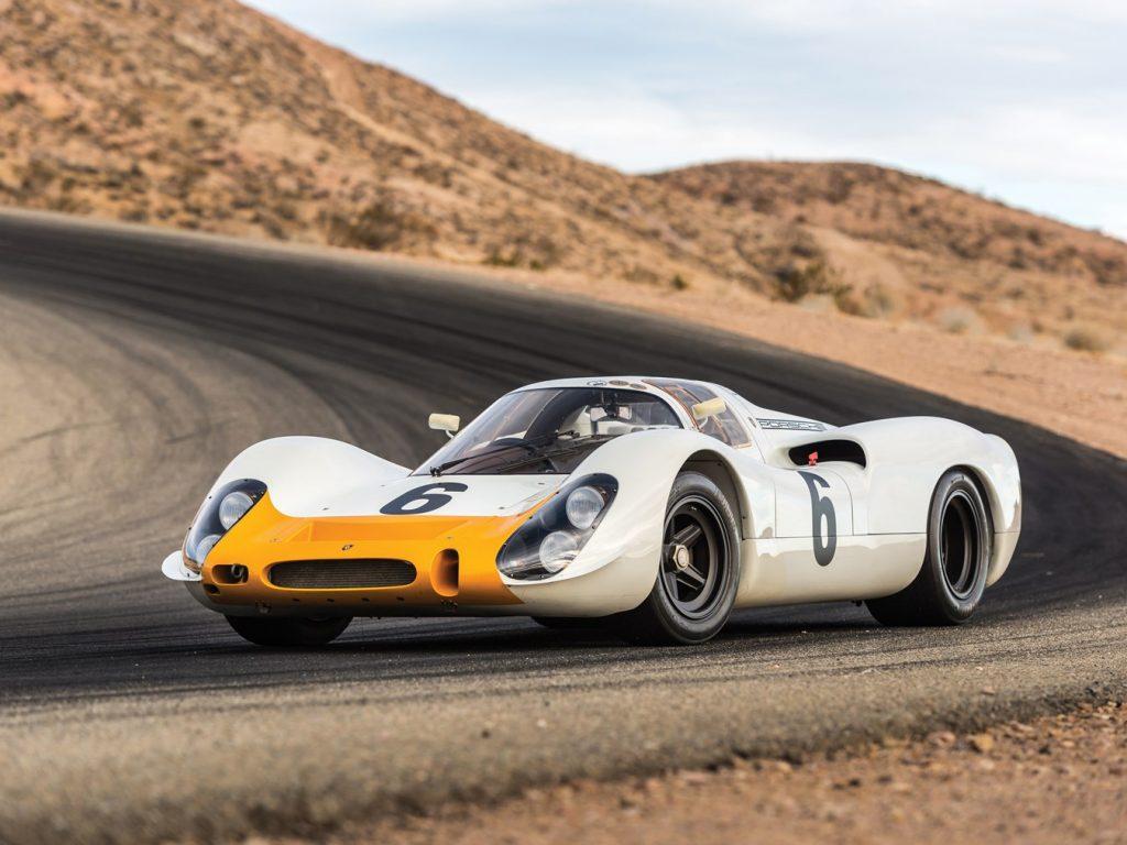 Porsche 908 K