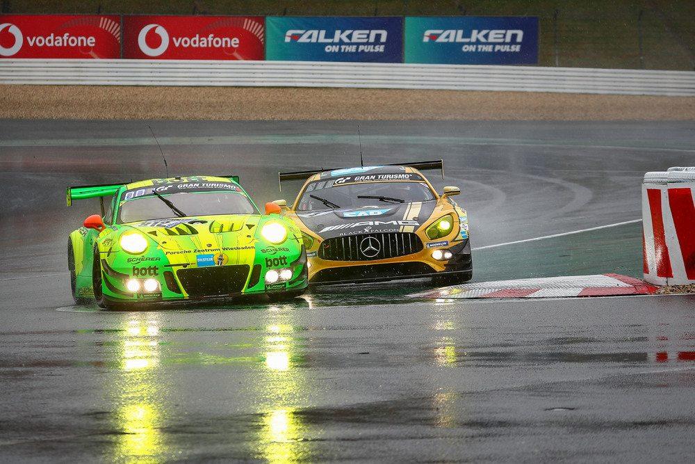 Nürburgring 24 uur Porsche